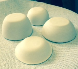 Plaster Molds 2