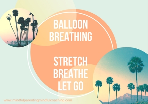BalloonBreathingstretchBreatheLet go