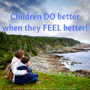 Children do better when they feel better