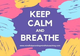 keep calm & breathe