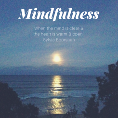 Mindfulness Sylvia Boorstein quote