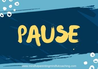 pause plain