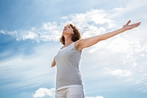 shutterstock_365750807 Breathe arms outstretched
