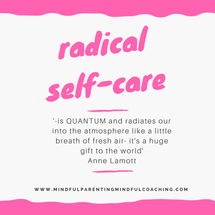 radical self-care #2